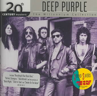 20TH CENTURY MASTERS:MILLENNIUM COLLE BY DEEP PURPLE (CD)