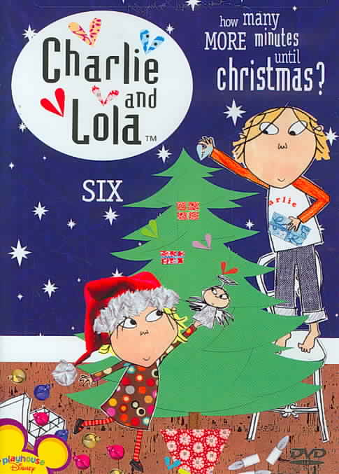 CHARLIE & LOLA:V6 HOW MANY MIN/XMAS BY CHARLIE & LOLA (DVD)